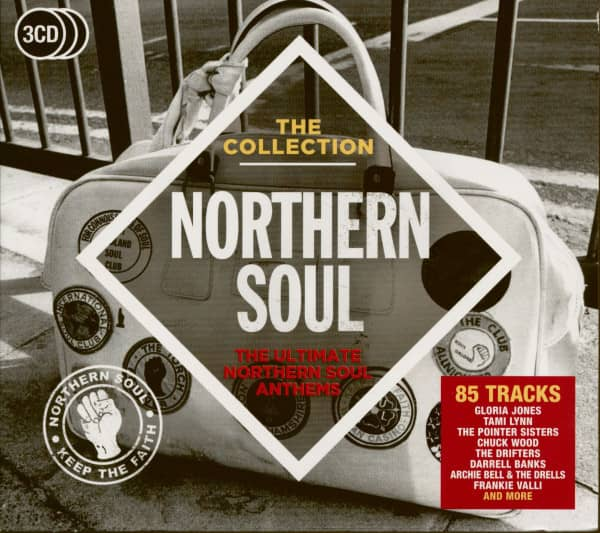 Northern Soul - The Collection (3-CD)