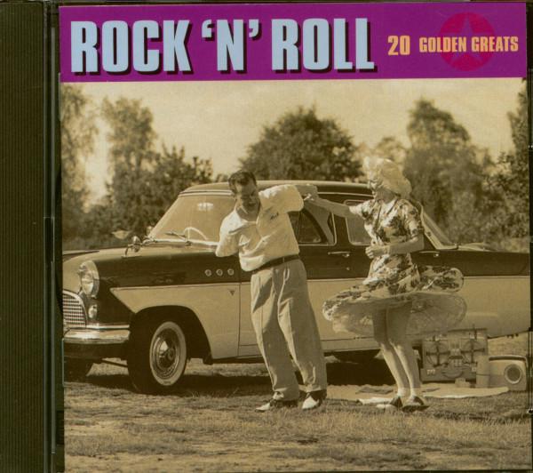 Rock 'N' Roll - 20 Golden Greats (CD)