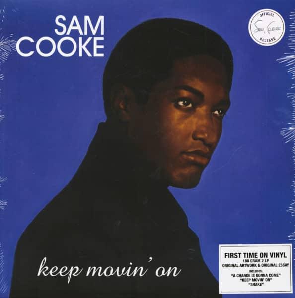 Keep Movin' On (2-LP, 180g Vinyl)