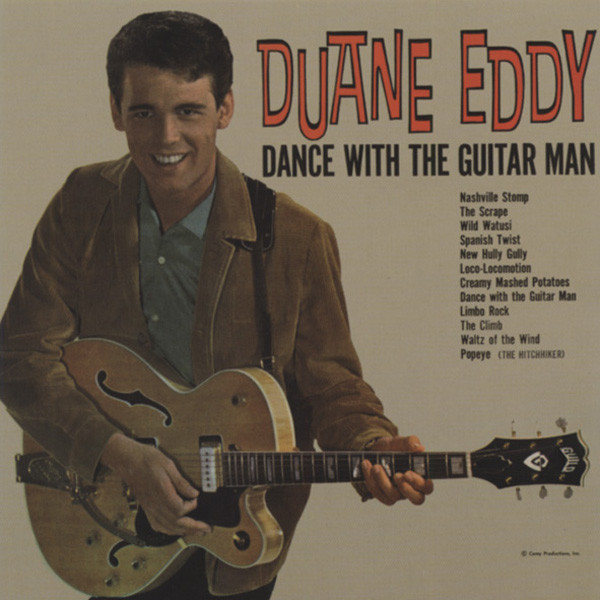 Dance With The Guitar Man...plus