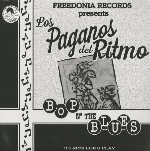 Bop 'n The Blues (LP)