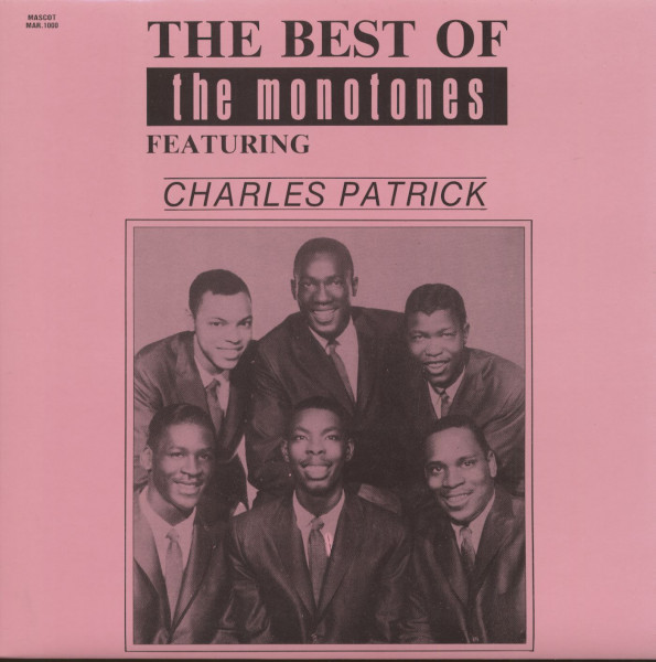 The Best Of The Monotones feat. Charles Patrick (LP)