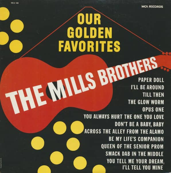 Our Golden Favorites (LP)