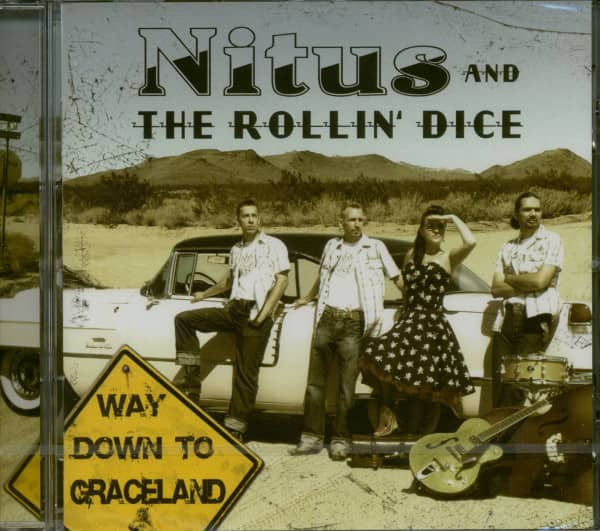 Way Down To Graceland (CD)