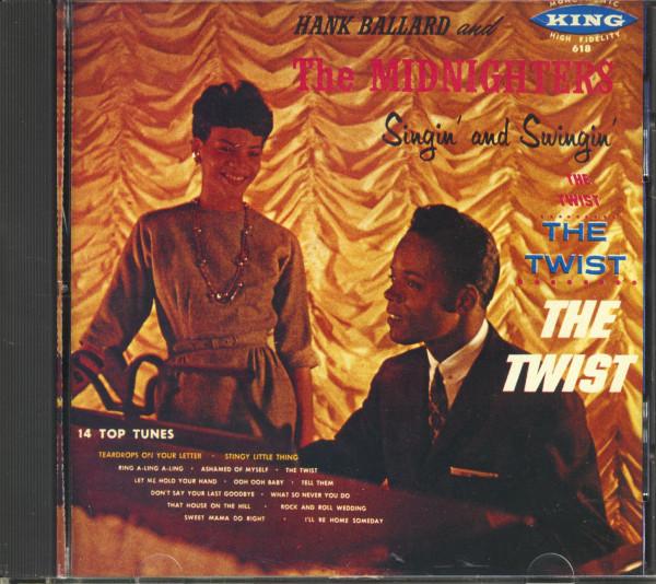 The Twist (CD)