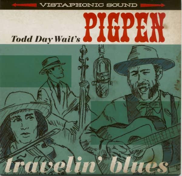 Travelin' Blues (CD)