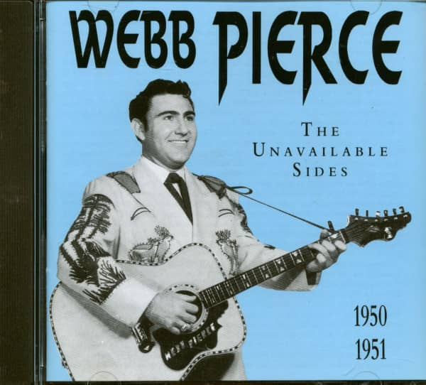 The Unavailable Sides 1950-51 (CD)