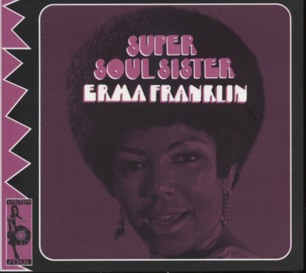 Super Soul Sister 1968-70 (digipac)