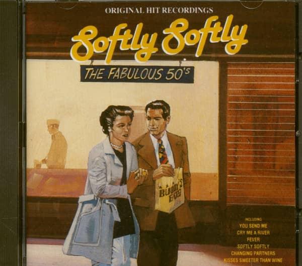 The Fabulous 50's - Softly Softly (CD)