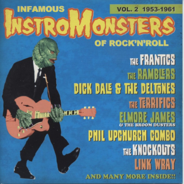 Vol.2, Instro Monsters 1953-61
