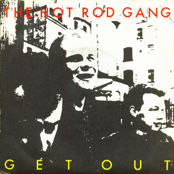 Get Out (7inch, 45rpm, PS, SC, Red Vinyl, Ltd.)