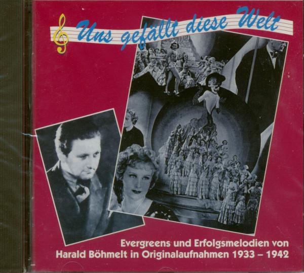 Uns gefällt diese Welt (CD)