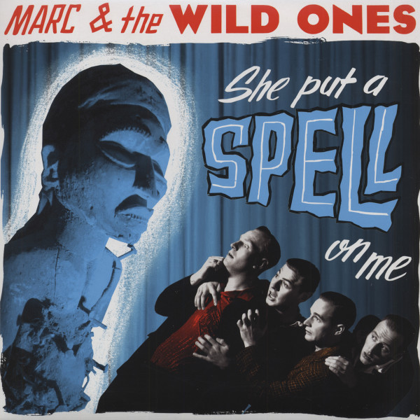 She Put A Spell On Me (2014)