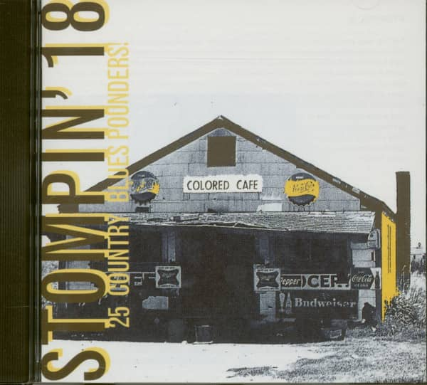 Stompin' Vol.18 (CD)
