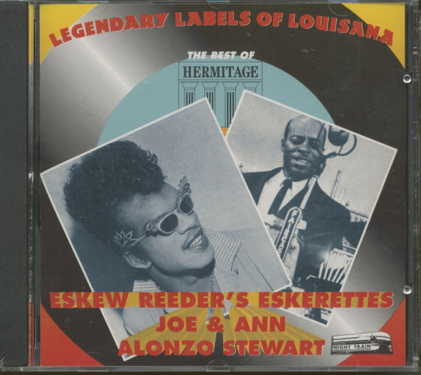 Legendary Labels Of Louisiana - Hermitage