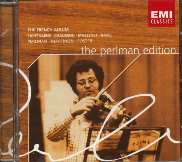 The Perlman Edition - The French Album (CD)