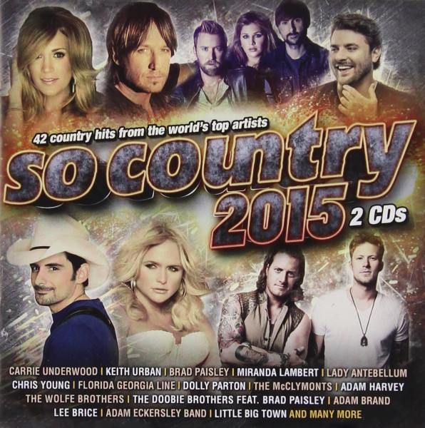 So Country 2015 (2-CD)