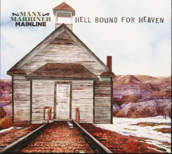 Hell Bound For Heaven (CD)