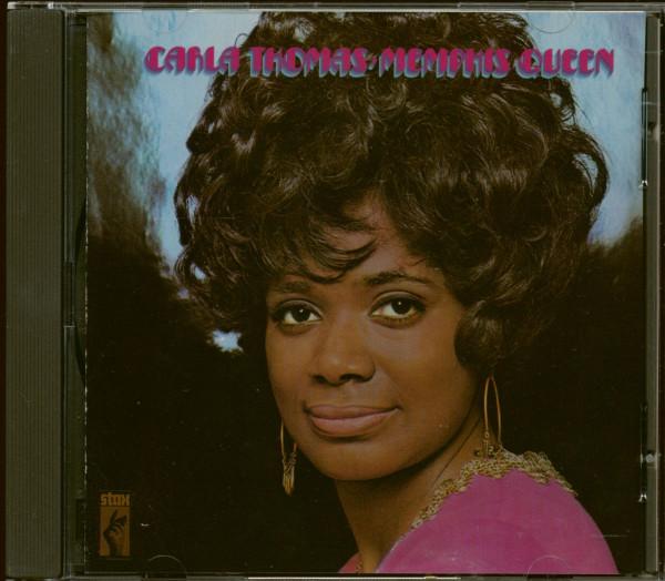 Memphis Queen (CD)
