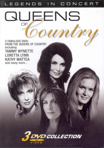 Queens Of Country (3-DVD) (0)