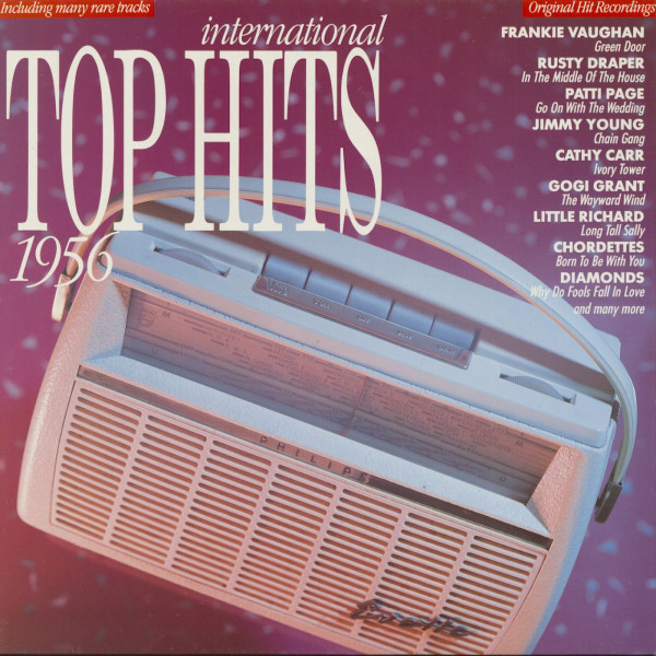 International Top Hits - 1956 (LP)