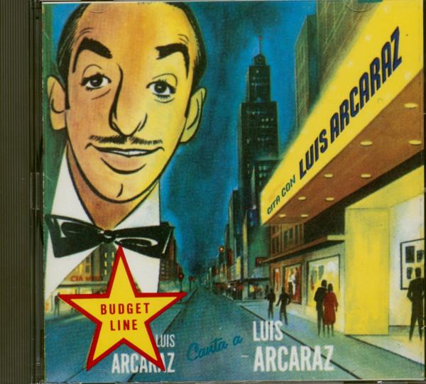 Los Grandes Exitos De Luis Arcaraz (CD)