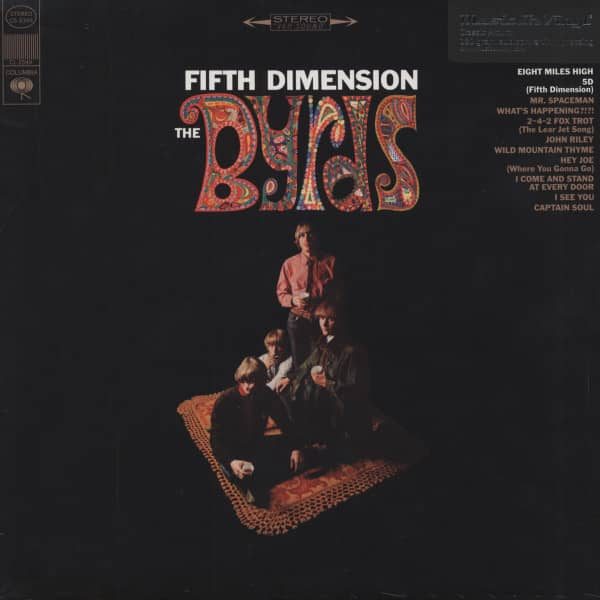 Fifth Dimension - 1966 (180g Vinyl)
