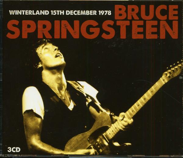 Winterland, 15th December 1978 (3-CD)