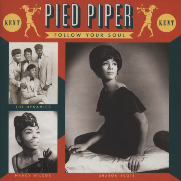 Pied Piper - Follow Your Soul (CD)