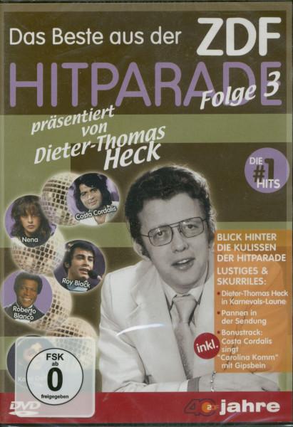 ZDF Hitparade Vol.3 - Das Beste (DVD)