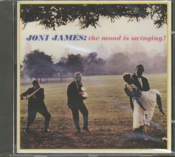 The Mood Is Swinging (CD)