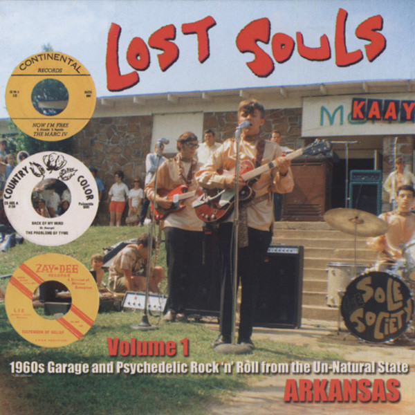 Lost Souls - Garage and Psych from Arkansas