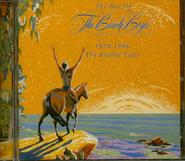 The Best Of Beach Boys - 1970-1986 The Brother Years (CD)