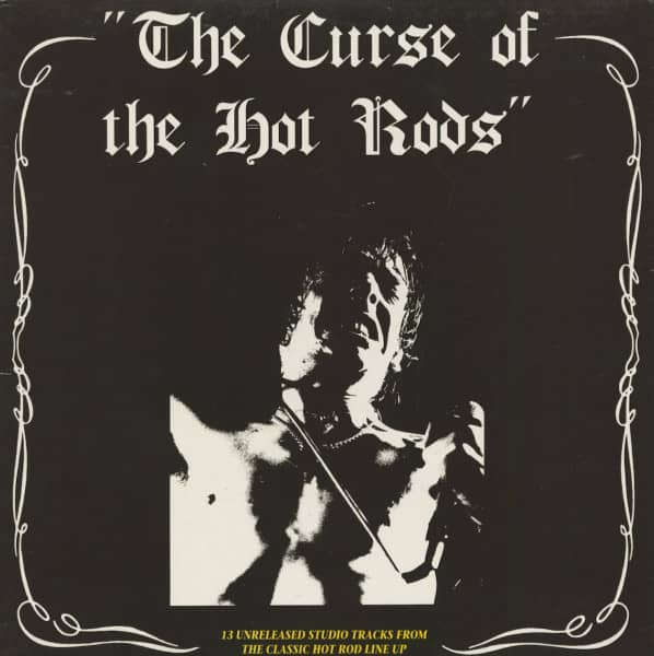 The Curse Of The Hot Rods (LP)