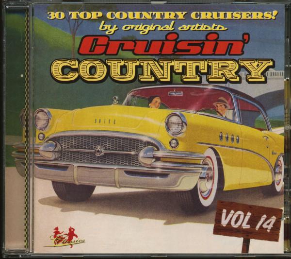 Cruisin' Country Vol.14 (CD)