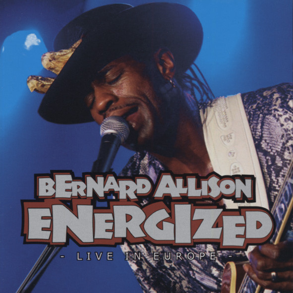 Energized - Live In Europe (2-CD)