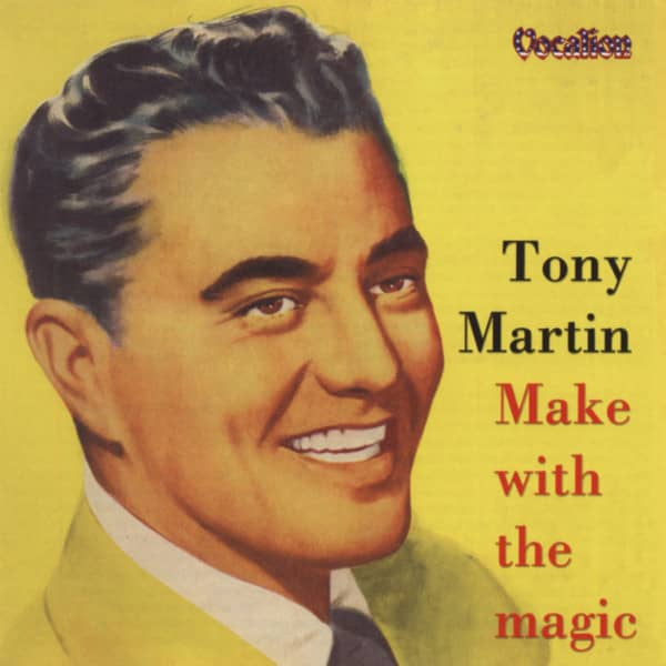 Make With The Magic (CD)