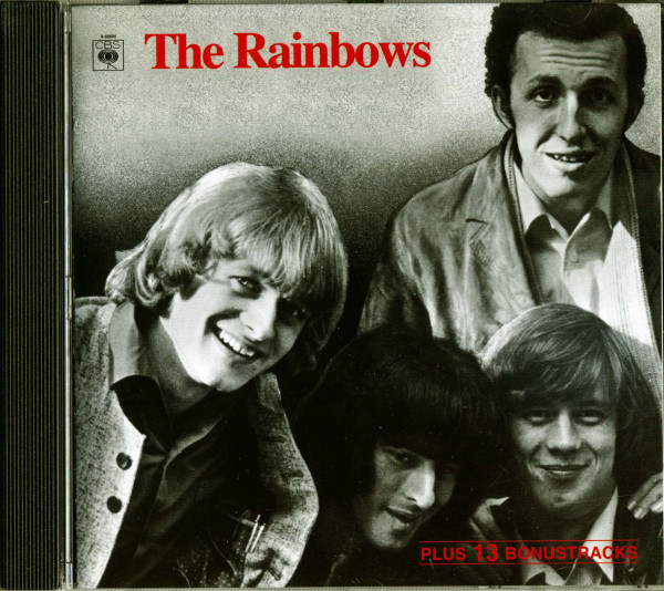 The Rainbows - plus bonus tracks