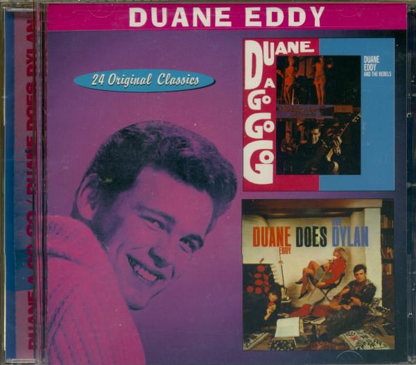 Duane A Go Go & Does Bob Dylan (CD)
