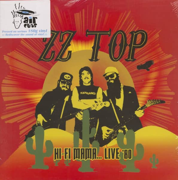 Hi-Fi Mama - Live '80 (LP, 180g Vinyl)