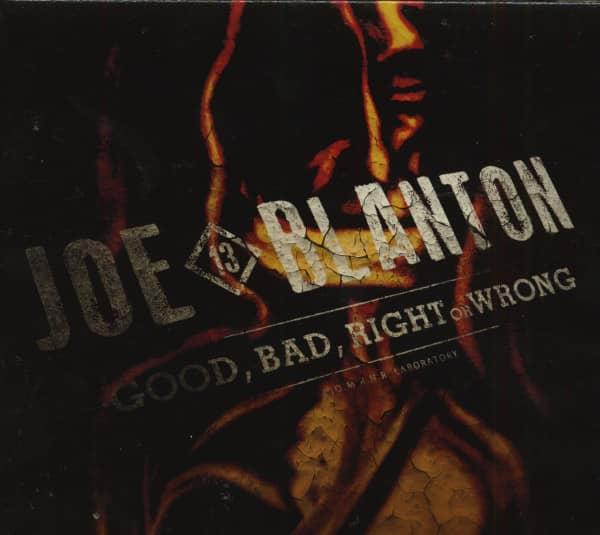Good, Bad, Right Or Wrong (CD)