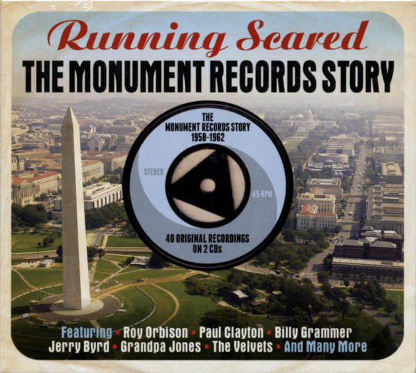 Running Scare - The Monument Records Story (2-CD)