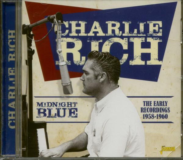 Midnight Blue (CD)