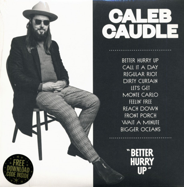 Better Hurry Up (LP & Download)