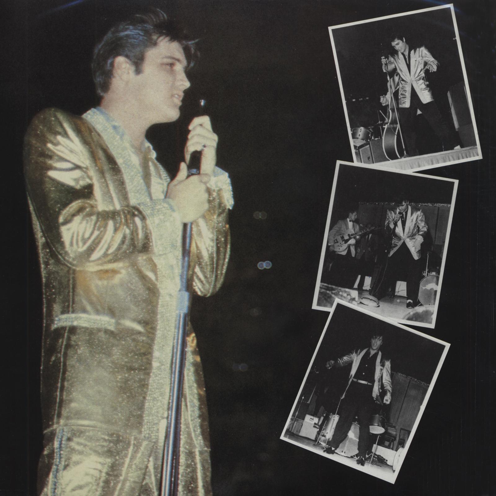 Elvis Presley Amp Friends Lp Complete Million Dollar