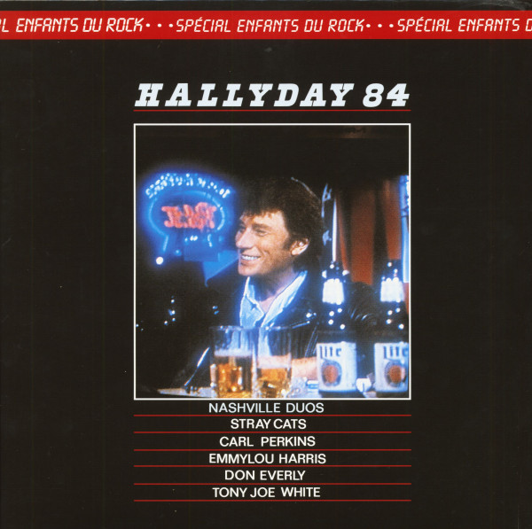 Spécial Enfants Du Rock - Hallyday 84 (LP & Download, 180g Vinyl)