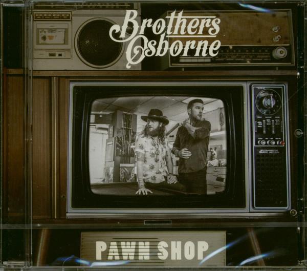 Pawn Shop (CD)
