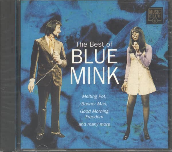 The Best Of Blue Mink (CD)