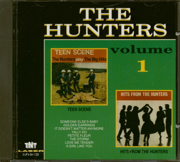 The Hunters Vol.1: Teen Scene - Hits From The Hunters (CD)