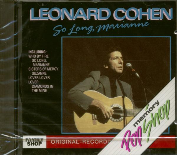 So Long, Marianne (CD)